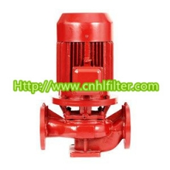 XBD-L vertical single stage fire pump