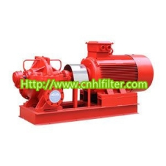 XBD-D horizontal multistage fire pump