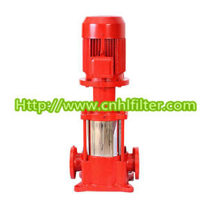 XBD-QDL Stainless Steel Vertical Multistage Pump