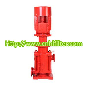XBD-DL Low Speed Vertical Multistage Fire Pump