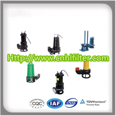YW Vertical Centrifugal Sewage Dewatering Floated Pumps