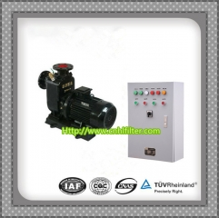 BZ Food grade SUS304 self priming drinking water pump