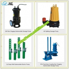 JYWQ JPWQ Electric Transfer Pump Centrifugal pumps