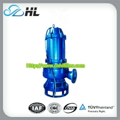 YW Good Quality and Price Of Sewage Submerged Water Pump