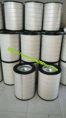 heavy machinery replacement Donaldson filter element air filter pleated paper dust filter P608306