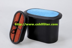 Engine HS200G D934L Channel Flow Primary Air Filter P608676