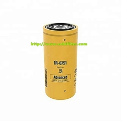 generator diesel engine fuel oil filter 1R-0751 for truck 1R 0751