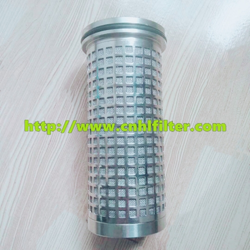 Manufacture china Stainless steel high pressure backwash filterRLX24-W60H-1312-151 for coal mine pump station