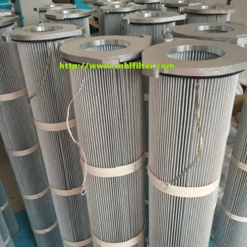 Sintering Metal Powder Cartridge Filter for Industrial Used