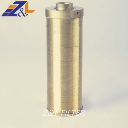 Z&LBack oil filter element replacement TXX-25 for LEEMIN