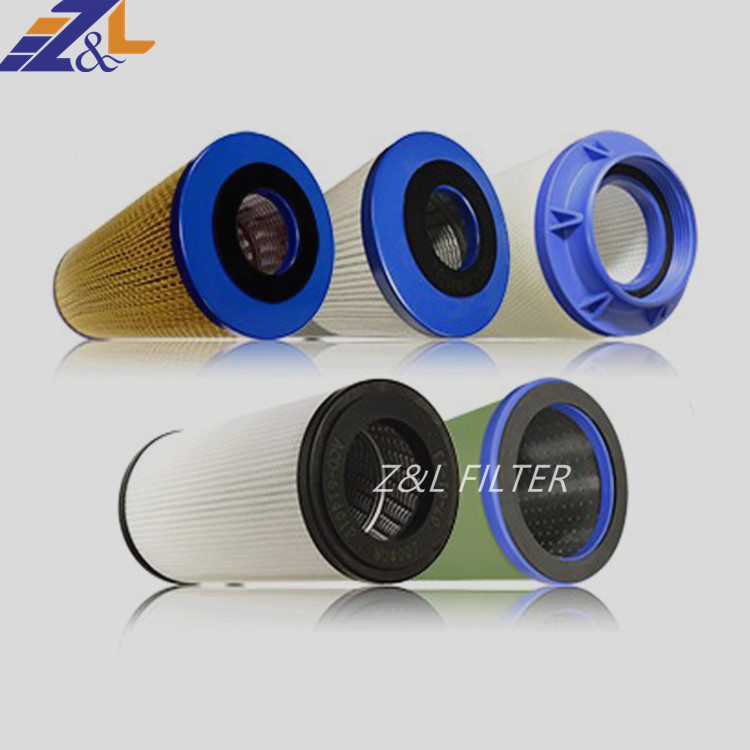 Z&L Manufacture replaced Velcon two-layer oil sintered Aviation fuel filter element FO-644plf5tb