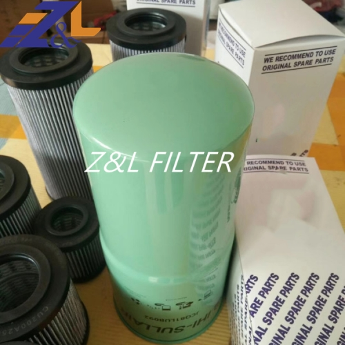 Screw air compressor part replacement fluid filter element 250025-526
