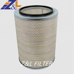6N6071/8L5897/9035992 Baldwin PA1894 Fleetguard air filter A parts F851M +AF883M for excavator