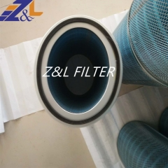 P191889-016-436 P191889 air filter cartridge / air filter element by Z&L manufacture