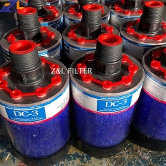 DC-3 DESICCANT BREATHERS air filter cartridge
