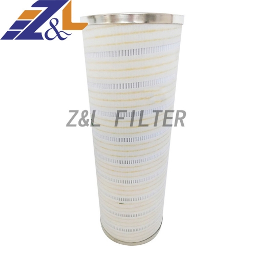 Z&L supplies plated hydraulic oil return filter HC9601FUP11YGE